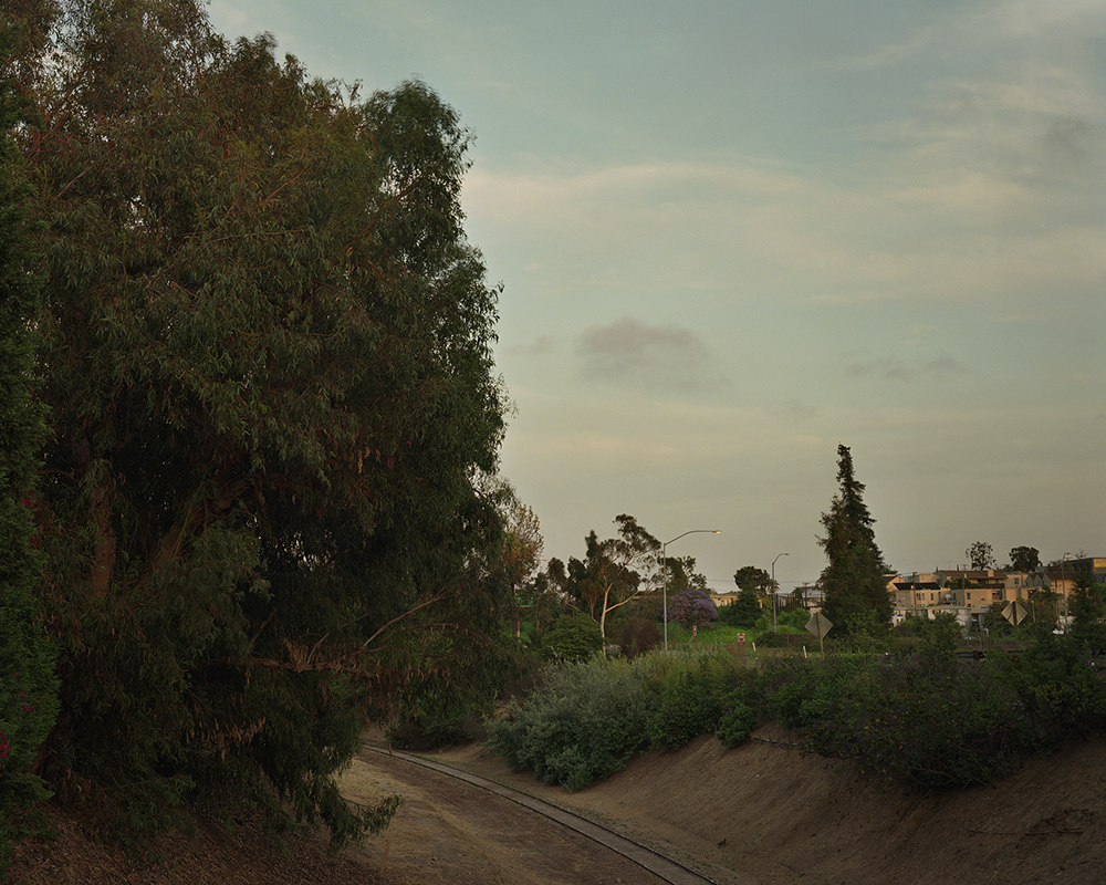 Los Angeles (Exposition 04_1) , archival pigment print, 2009