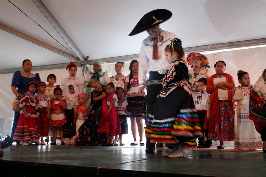 Celebrate at El Centro de la Raza - original photo here