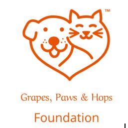 Grapes, Paws & Hops