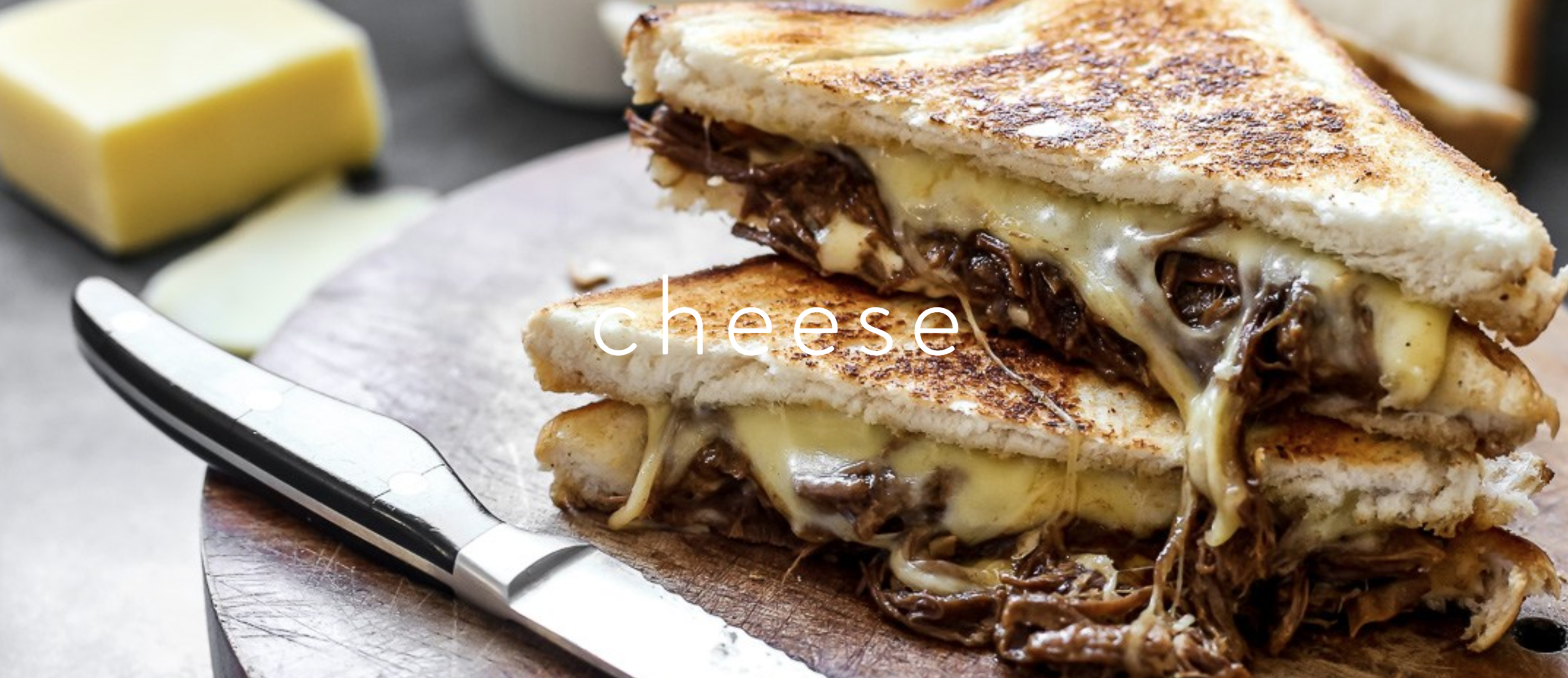 Grilled Cheese Grand Prix