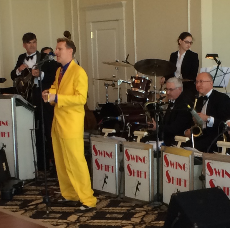 Guest Appearance by Ian Clarkson of the Jive Aces