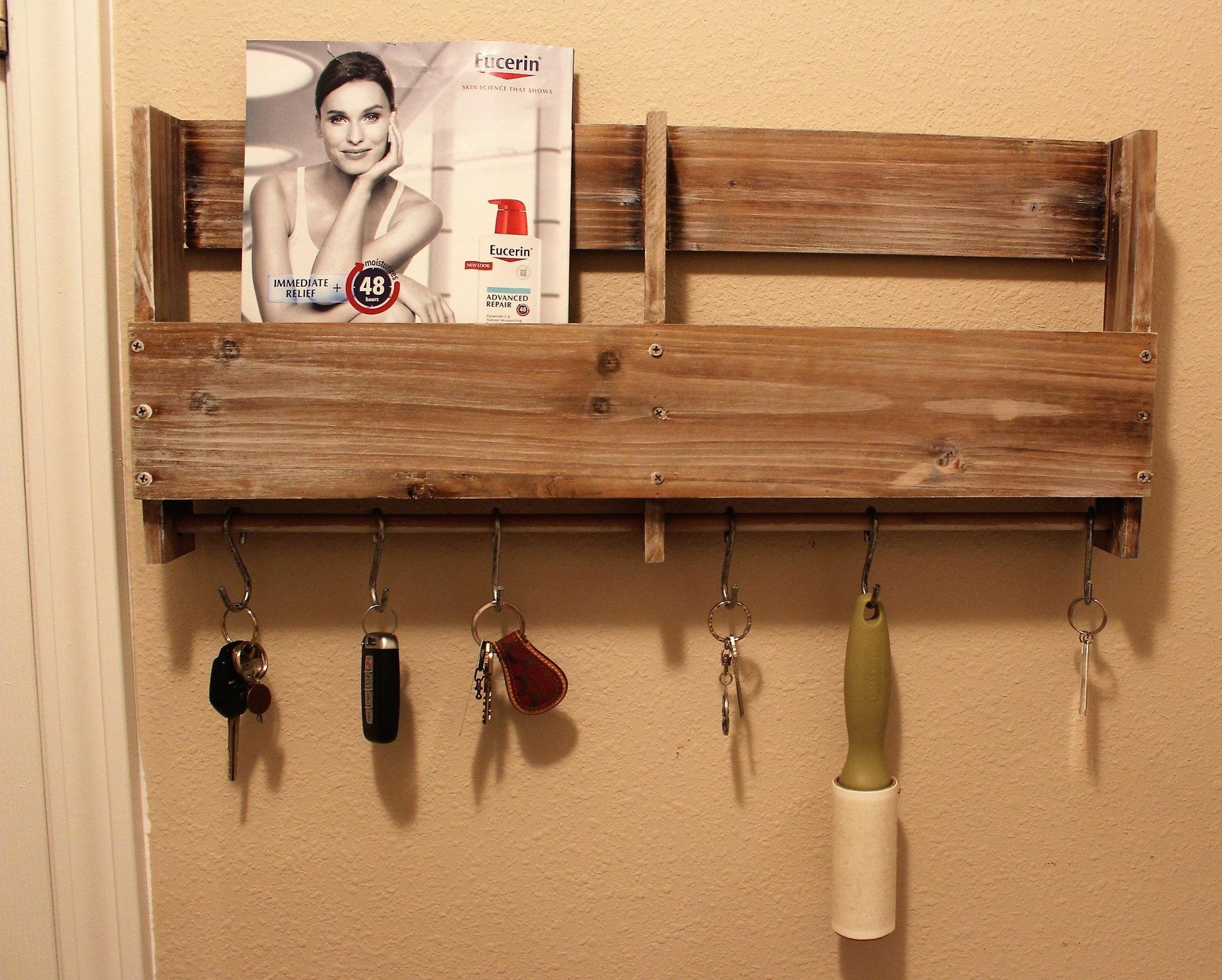Target S hook shelf