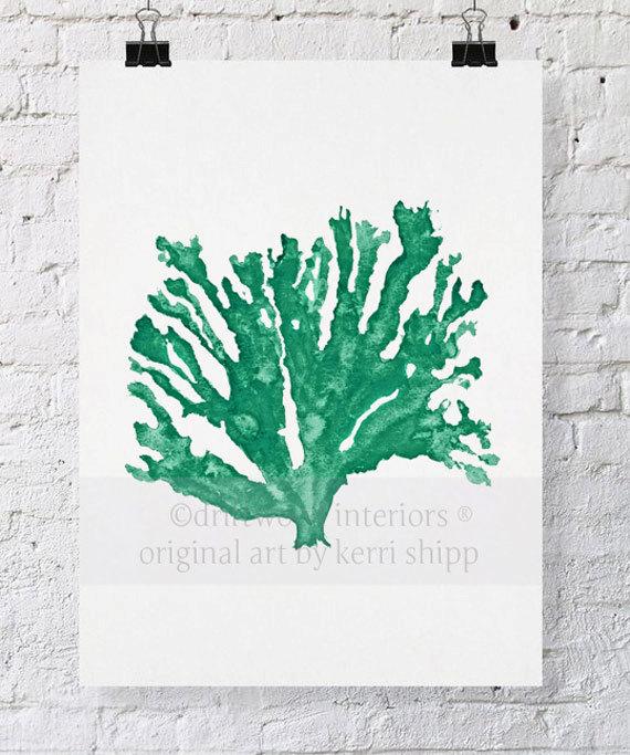 Sea Coral - $25