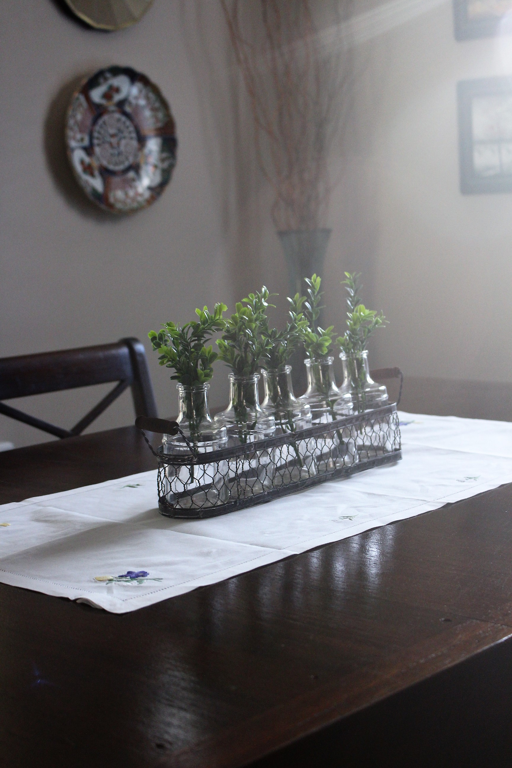 dining table decor