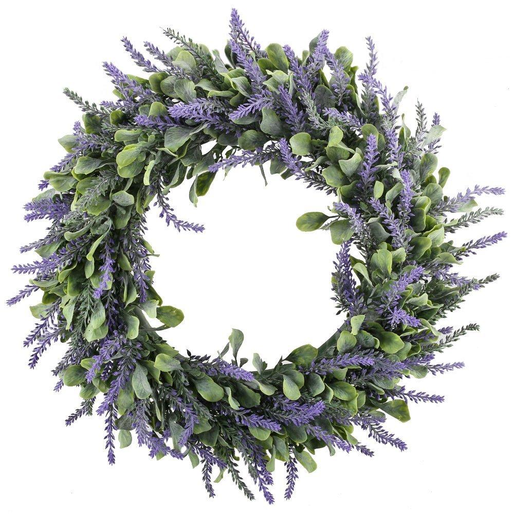Lavender Wreath - $23.99