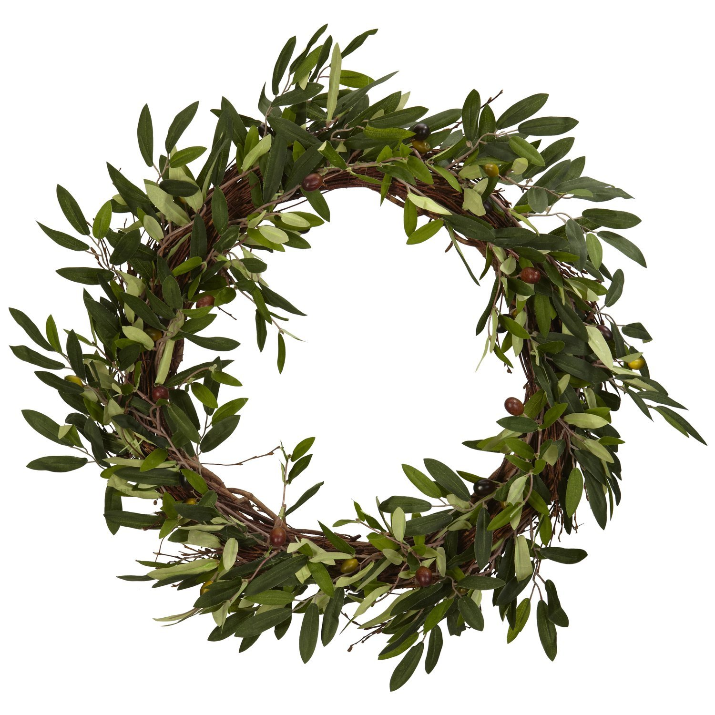 Olive Wreath - $36.40