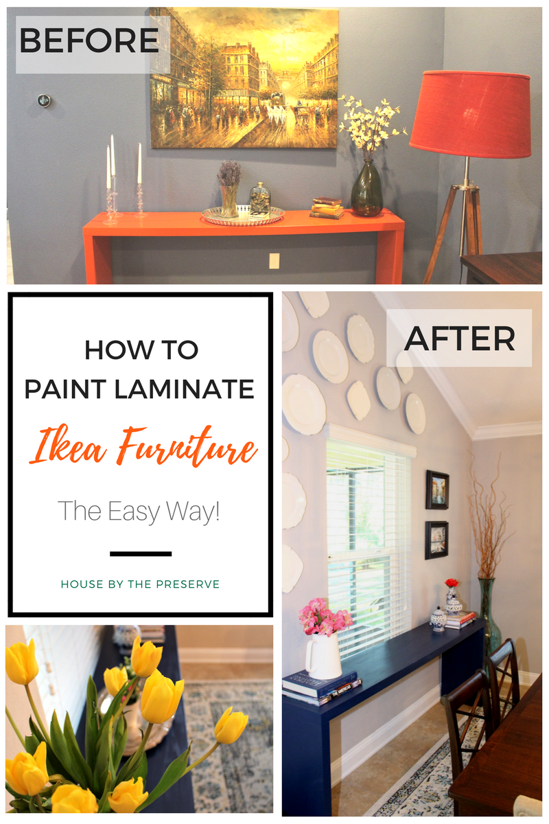 How to Paint Laminate Ikea Furniture- House by the Preserve.png
