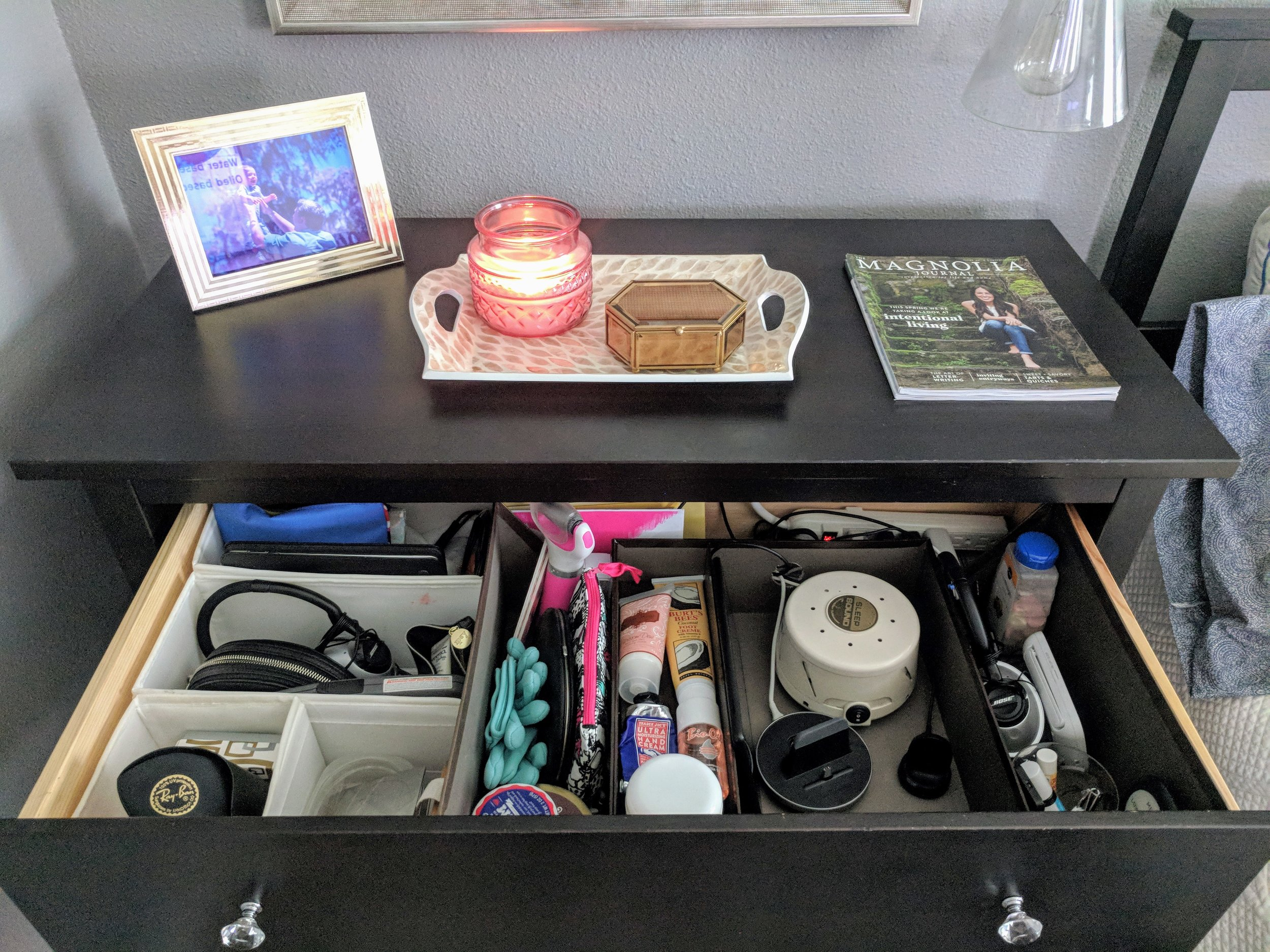 DIY Charging Station - House by the Preserve