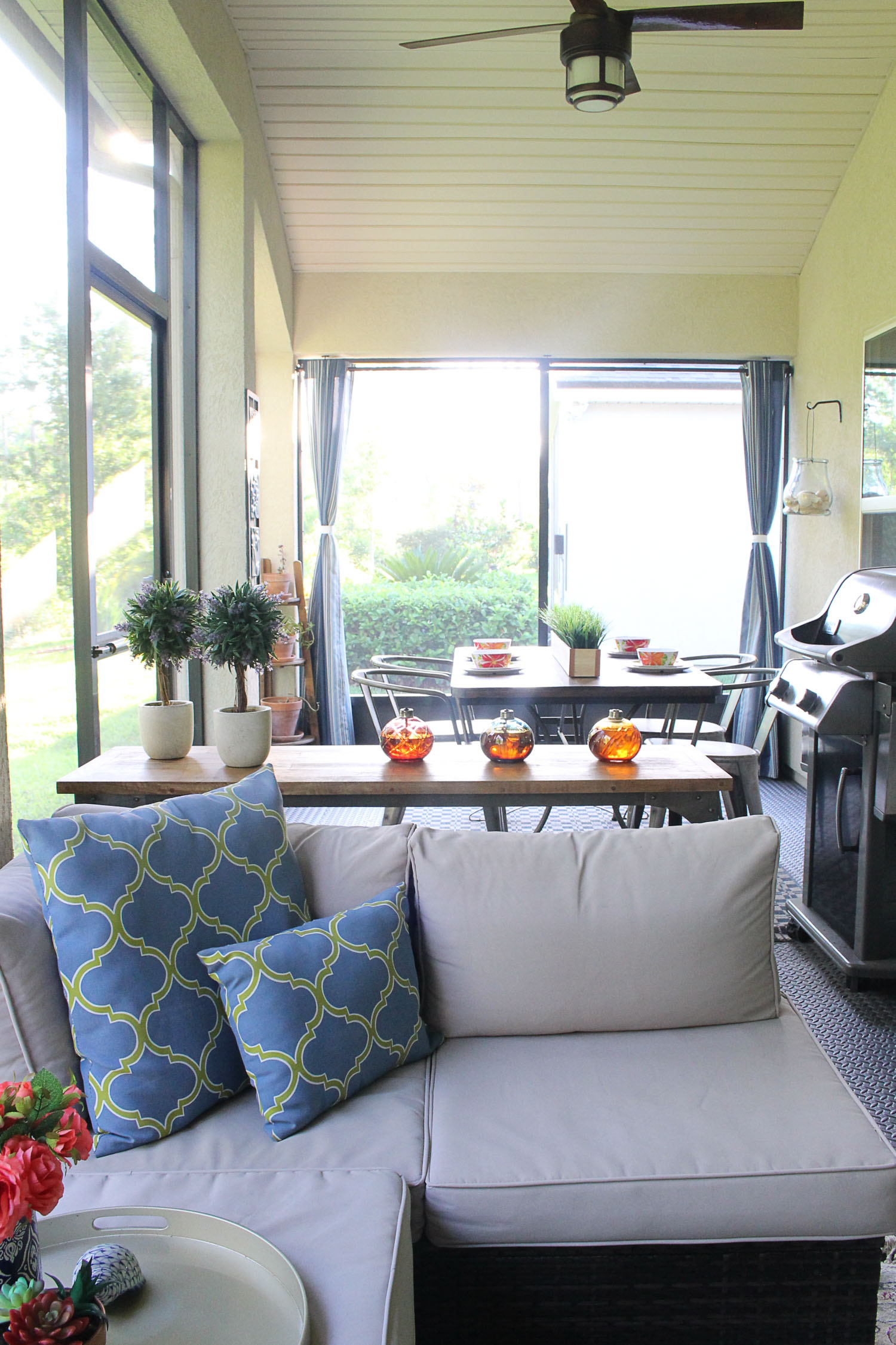 affordable outdoor living