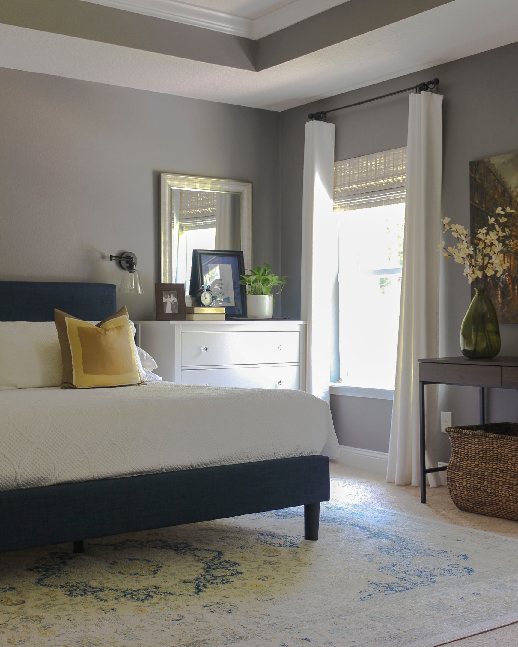 Simple Updates for a Beautiful Master Bedroom Retreat ...