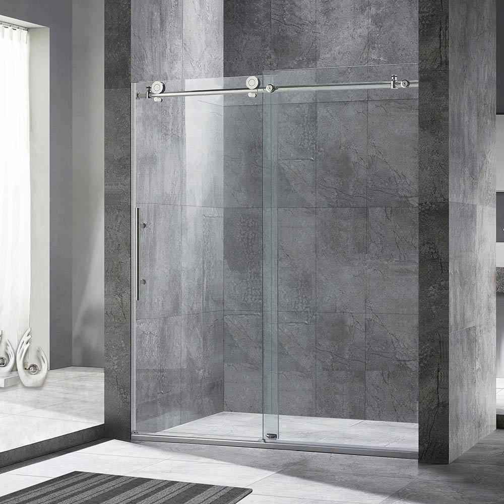 Woodbridge Frameless Shower Doors - Amazon