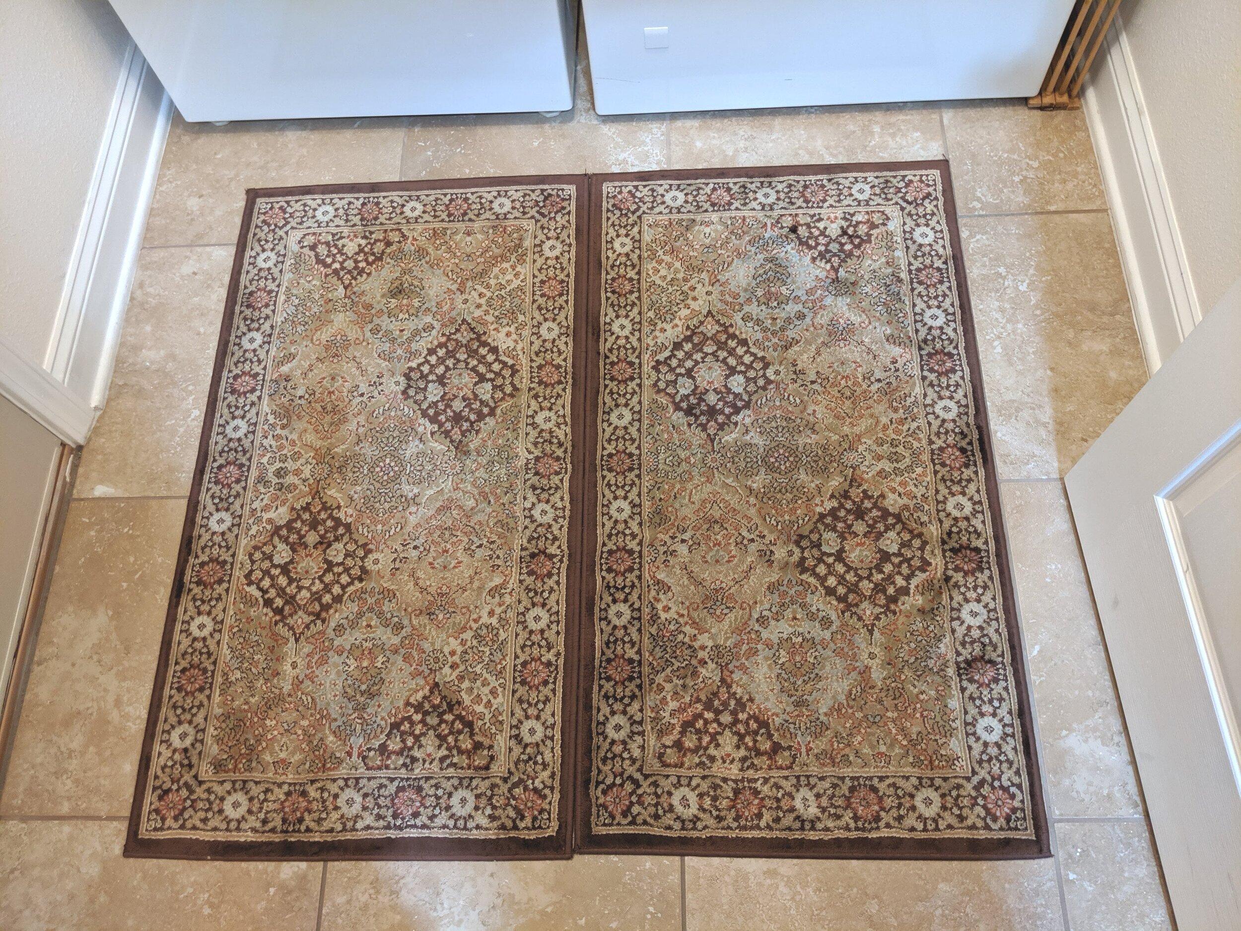 Big rug DIY