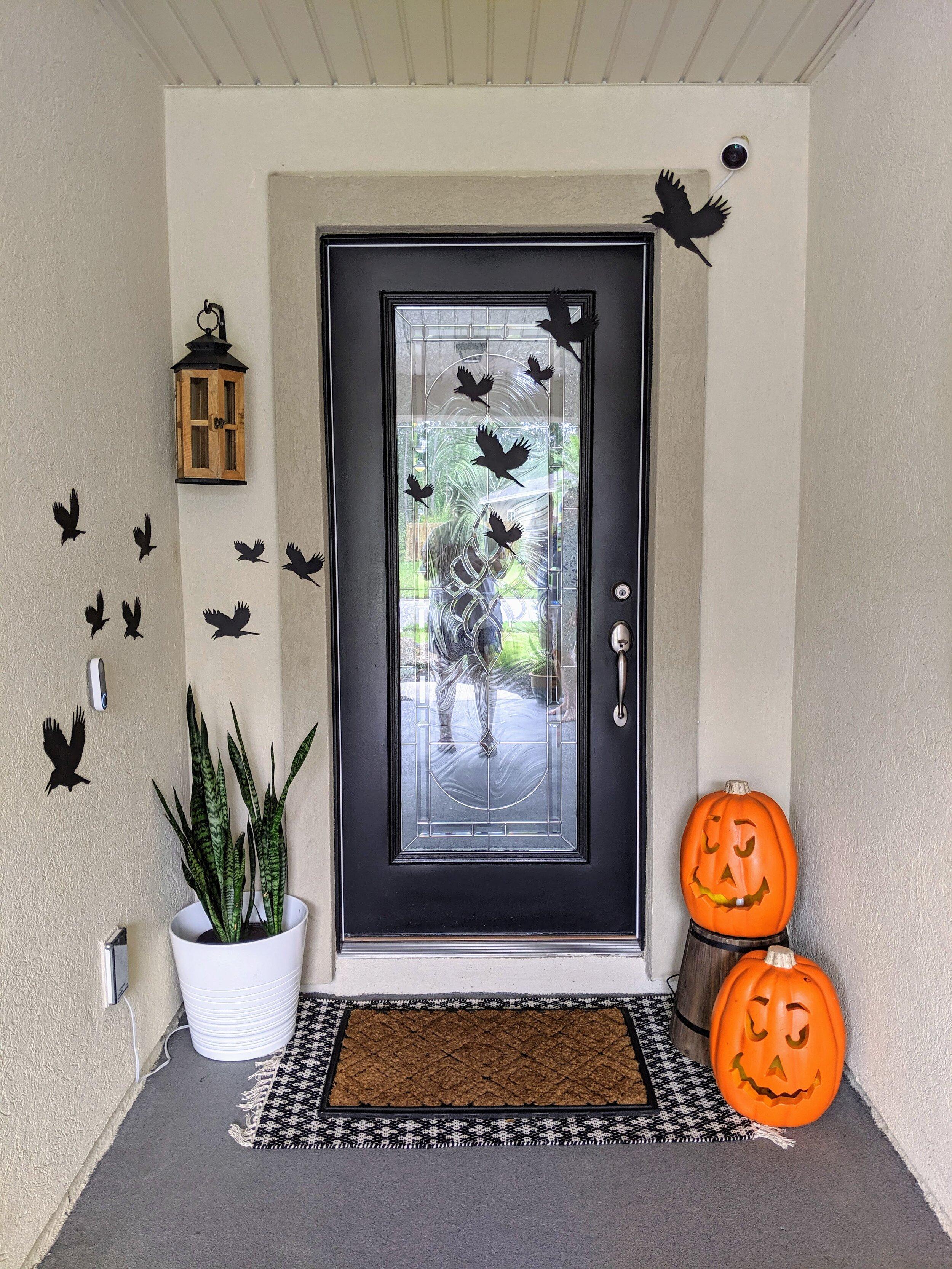 Easy Halloween Decor