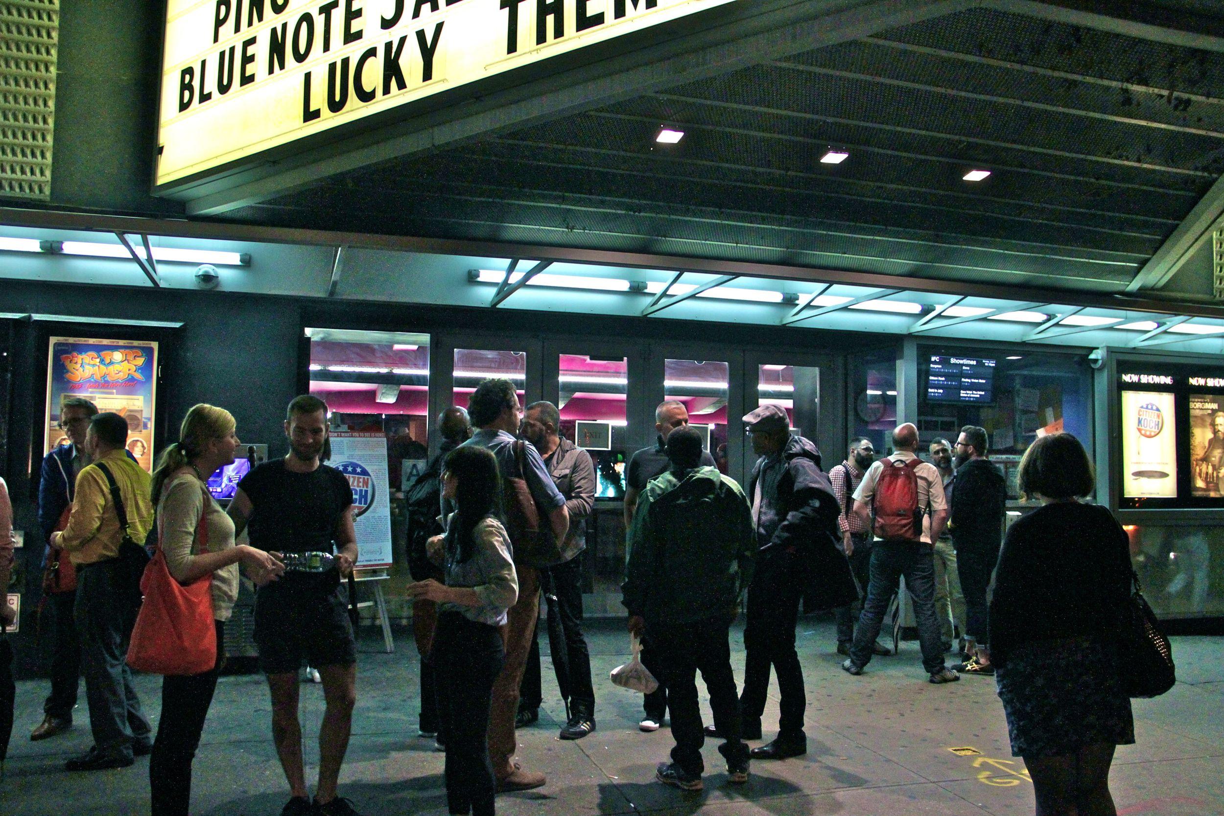 June 2014 screening of  Suddenly, Last Summer. (Photo by Richard Davis)