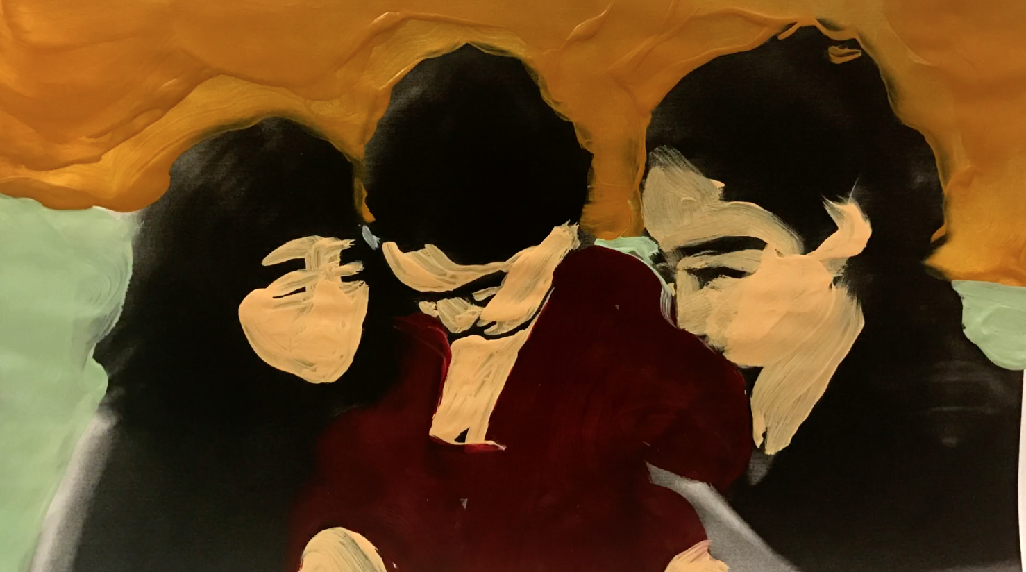 Still from  Mother's Tongue  by Tandis Shoushtray (2018)
