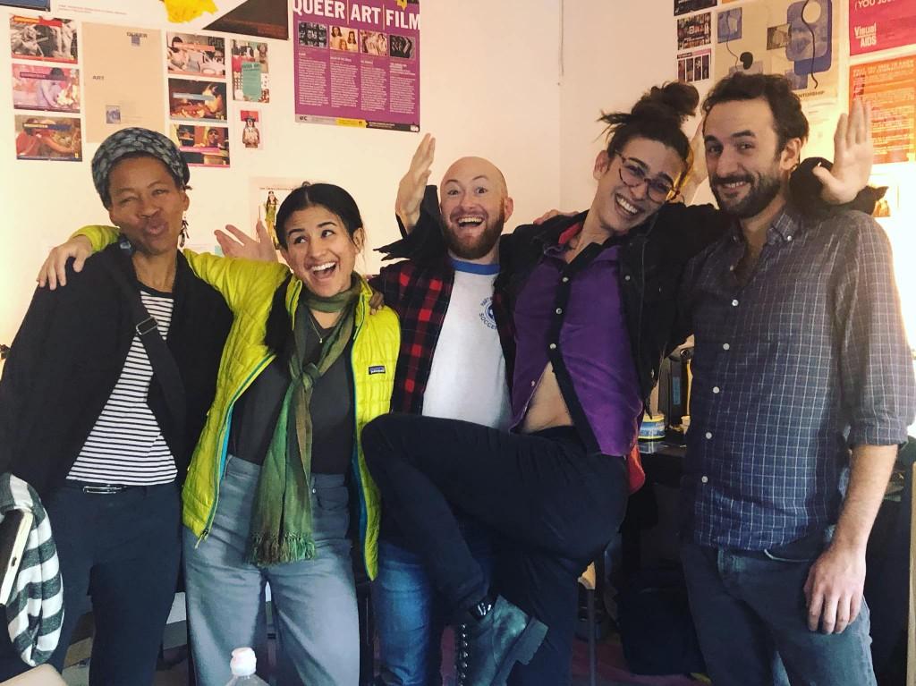 mayfield brooks, KT Pe Benito, Kris Grey, Rio Sofia, and Adam Burnett, image by Travis Chamberlain