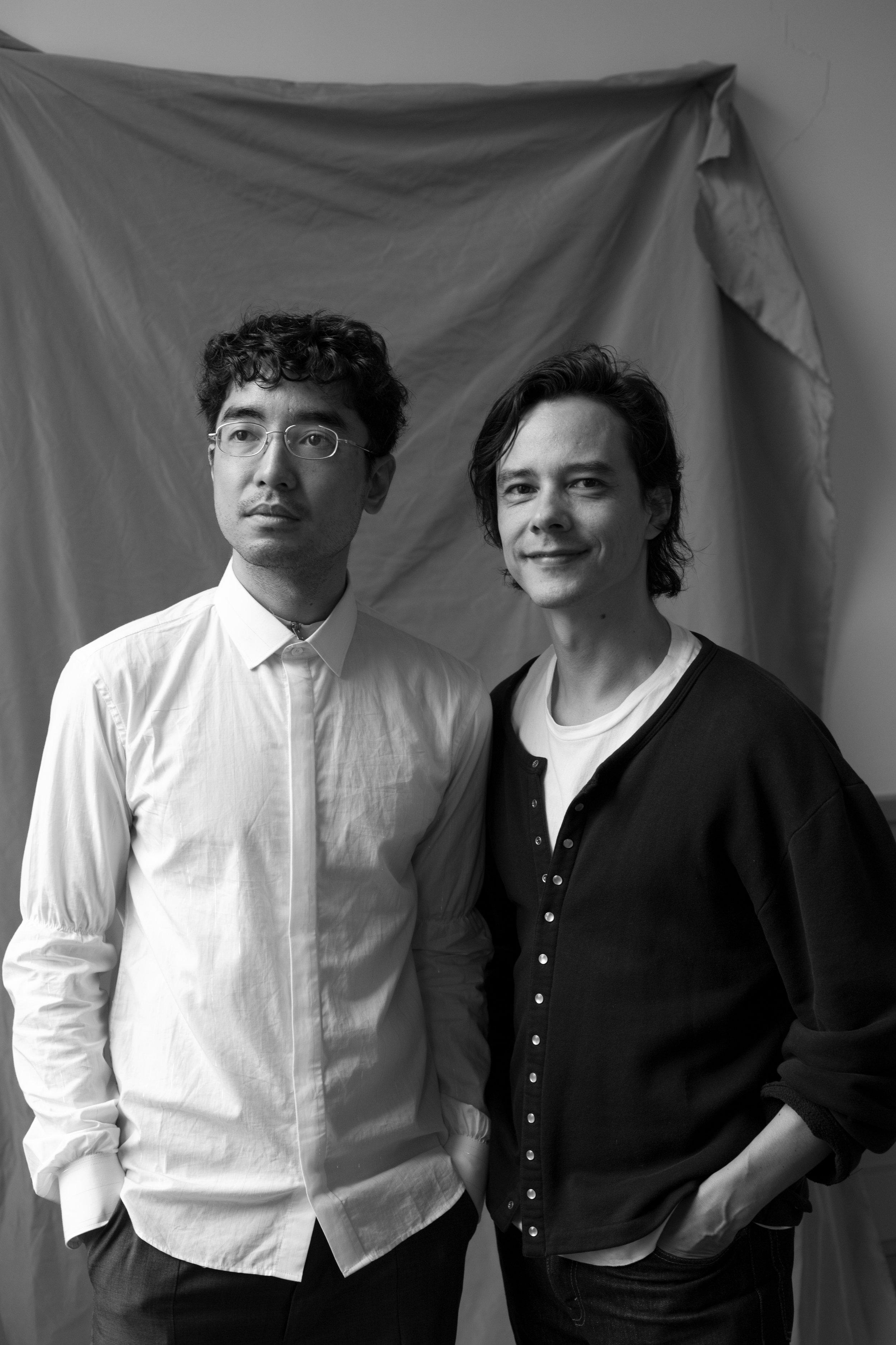 Frédéric Tcheng & Daniel Chew