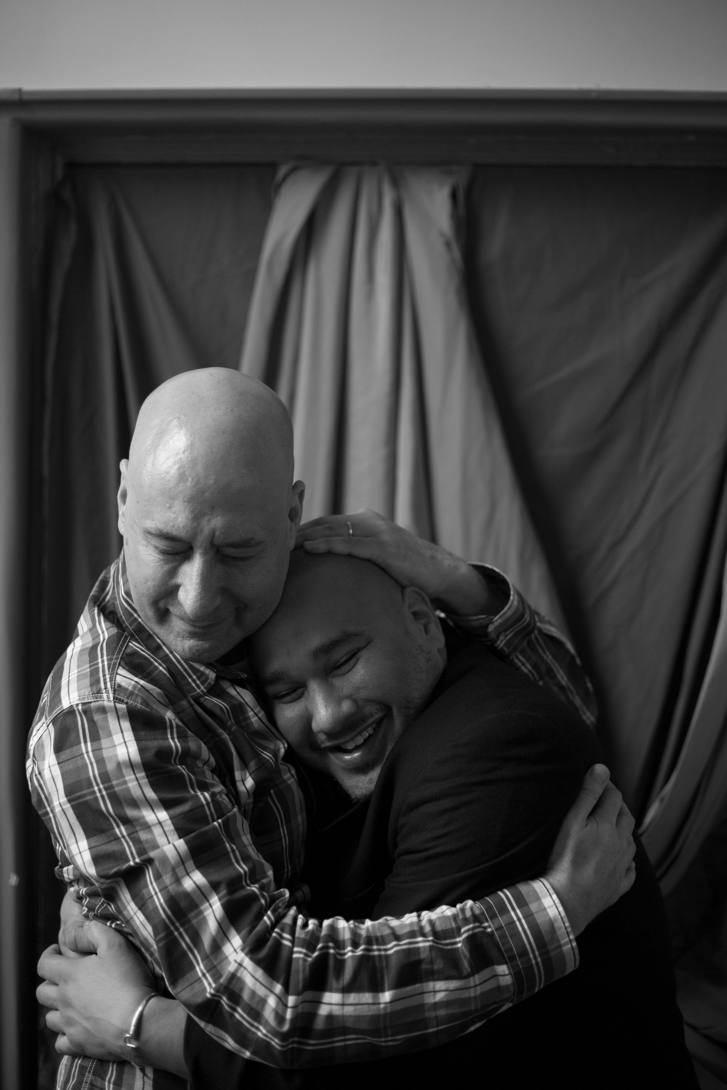 Neil Goldberg & David Antonio Cruz