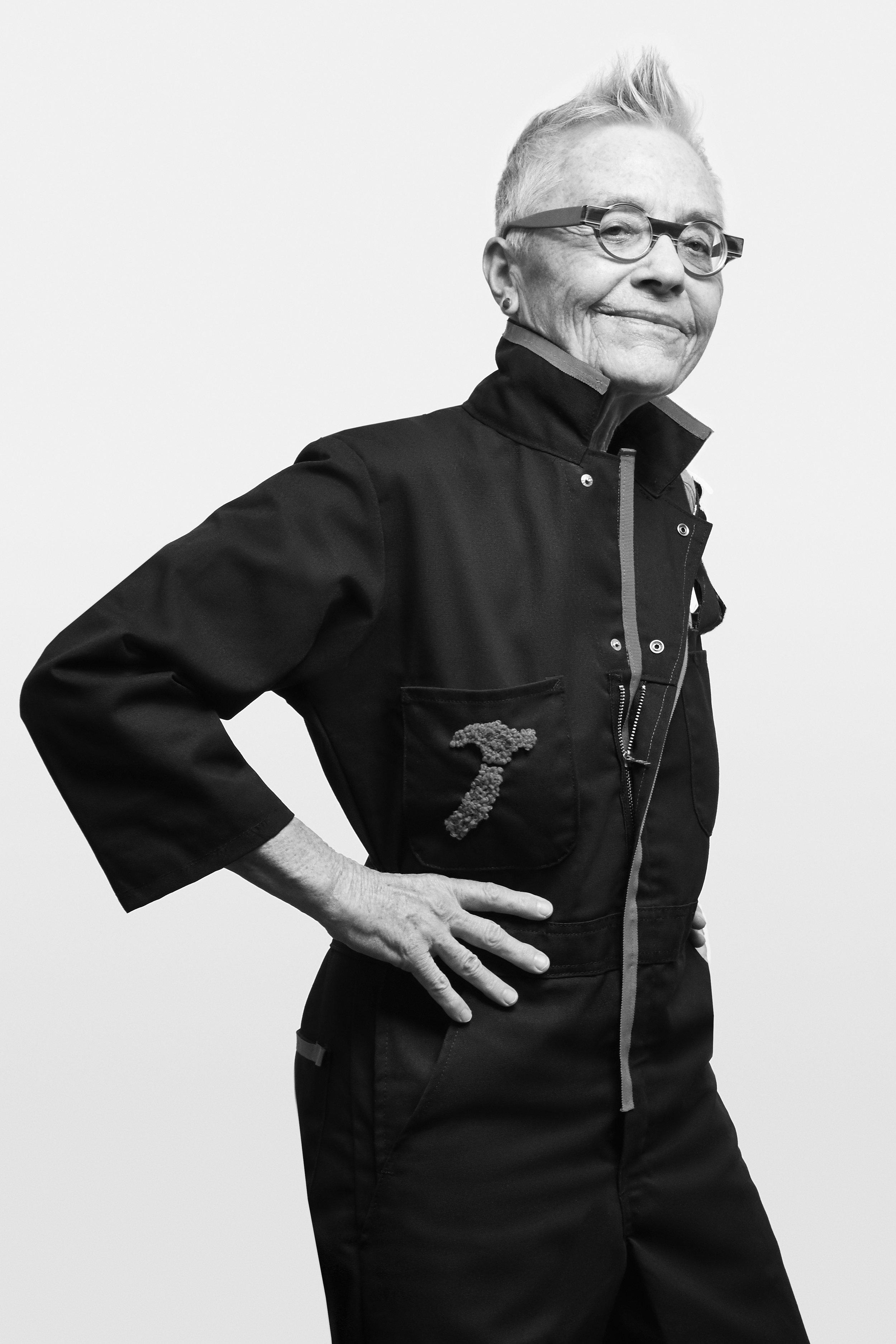 Image by Eric McNatt for the 2017 Queer|Art Community Portrait Portrait