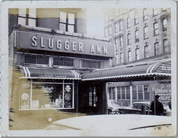 Slugger Ann's, 12th St. and 2nd Ave, photo courtesy Joe Preston  via Jeremiah's Vanishing New York