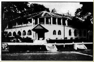 The original Hash House, Kuala Lumpur, Malaysia