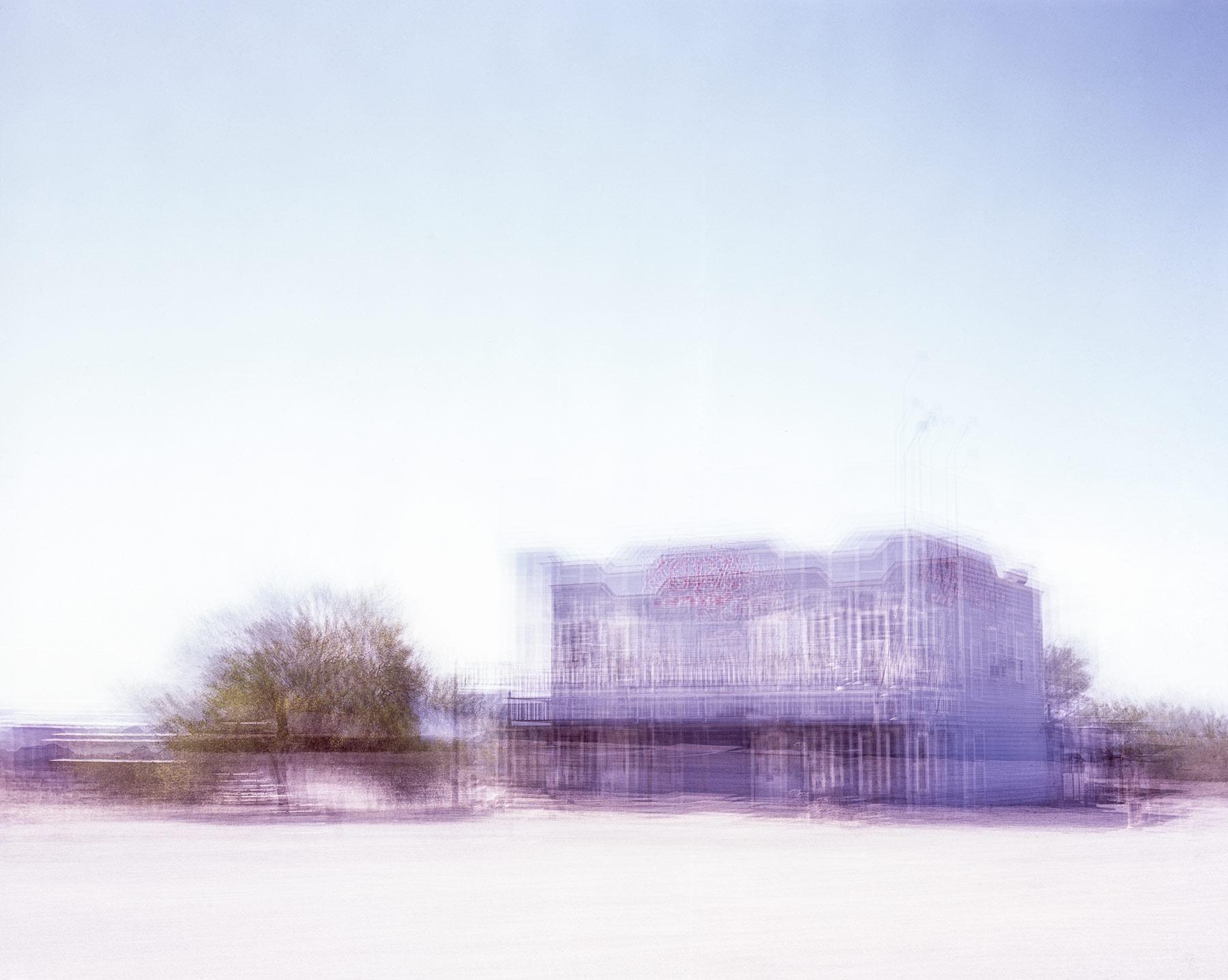 vicksburg road crossing. arizona