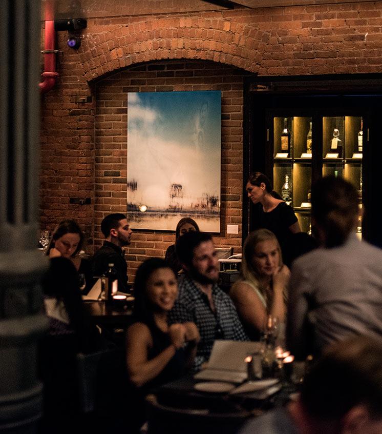 Chefs Club, New York
