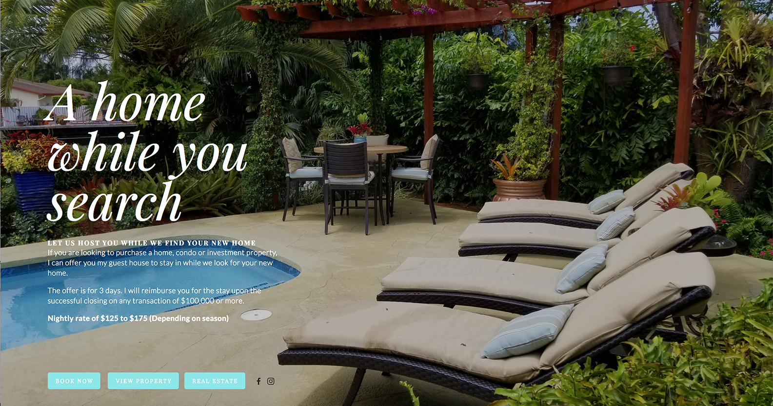 vacation-rental-website-el-parayso