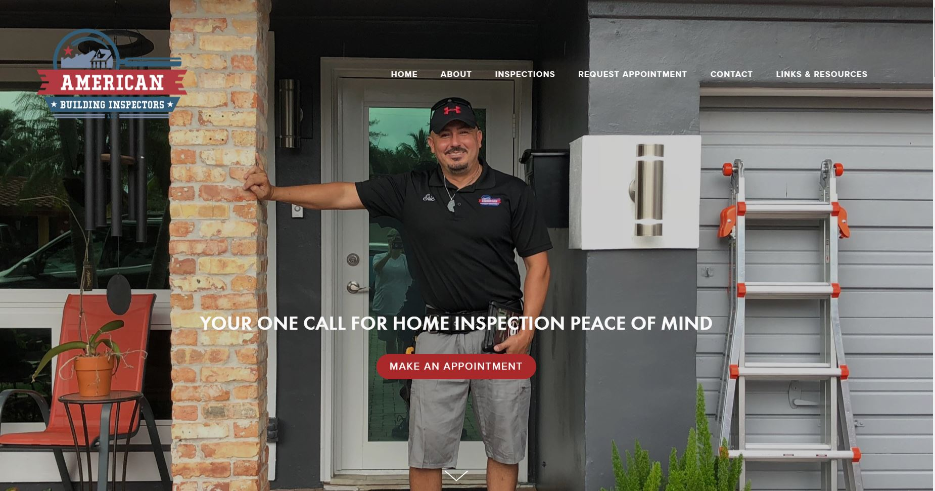 Professional Services: Home Inspector