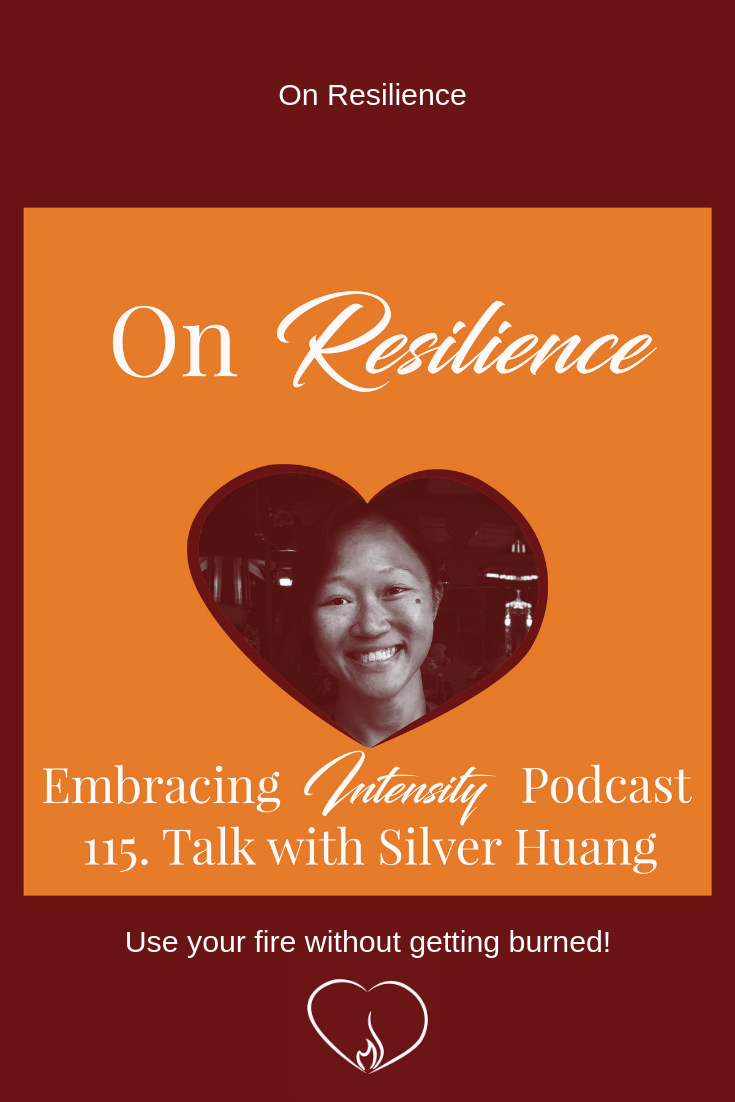 On Resilience with Silver Huang