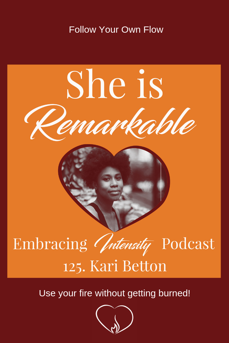 Follow Your Own Flow with Kari Betton