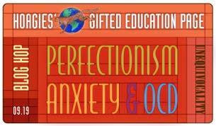 Hoagies Blog Hop - Perfectionism