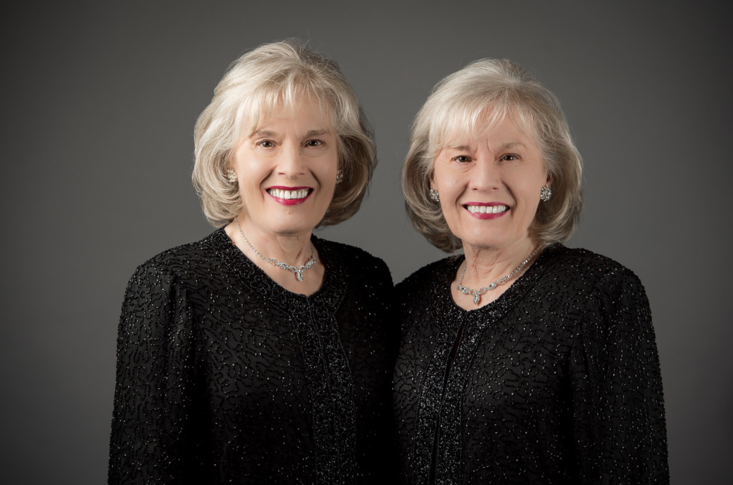 Alice Walker and Becky Ramsey, identical twins, are originally from Atlanta, Georgia. They both hold BA degrees from Agnes Scott College, and have earned two certifications from the American Guild of Organists, Colleague and Associate (AAGO). Playing duets together since the age of five, they have been pianists at Salem Campground since 1971.   Alice is Organist and Director of the Ambassador Choir and Handbell Choir at First Presbyterian Church, Covington, where she is also Moderator of Presbyterian Women. She has recently been appointed Leader of District Five of the Greater Atlanta Presbytery. Alice is a past Certified Lay Speaker of the United Methodist Church and has served as President of the Clergy Spouses of the Atlanta-Roswell District and the Southeastern Jurisdiction. She is past Regent of the Colonel John McIntosh Chapter of the National Daughters of the American Revolution, where she won the Best of Class national prize for Musical Composition.   Becky is Organist and Director of Music for Senior Adults at Covington First United Methodist Church and is Director of Spiritual Growth for the United Methodist Women. She holds the Conference level certification as Lay Servant of the North Georgia Conference of the United Methodist Church. Becky received the Outstanding Young Woman of the Arts Award and the Outstanding Officer Award from the Covington Service Guild of the Georgia Association of Women's Clubs, and was presented the Outstanding Young Woman of America award.   Alice is married to Ken Walker, retired from WSB Television, and Becky to Sam Ramsey, President of Ramsey Furniture Company and former Mayor of Covington.