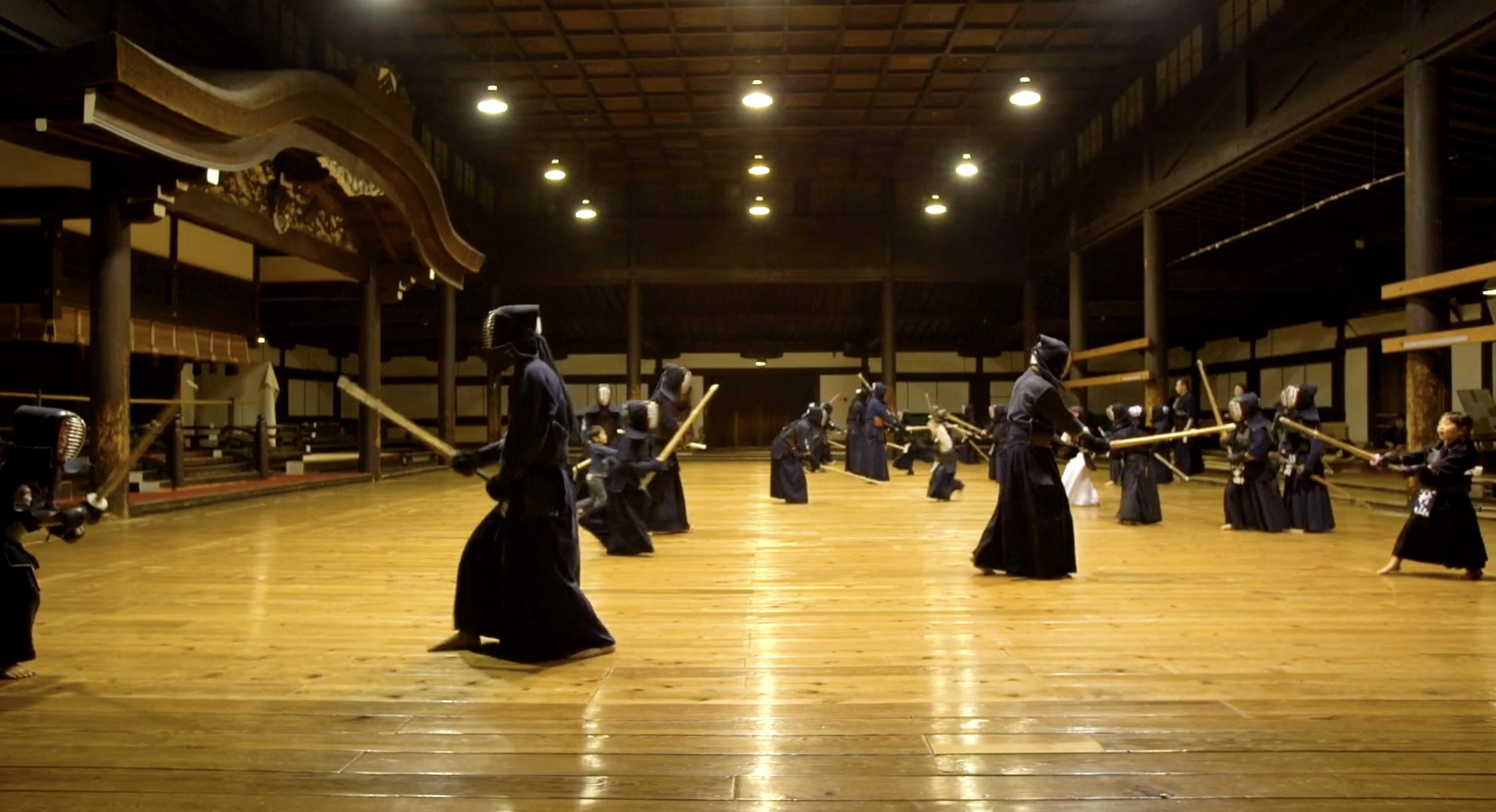 DOCUMENTARY SERIES. Ichikabachika. Japan.