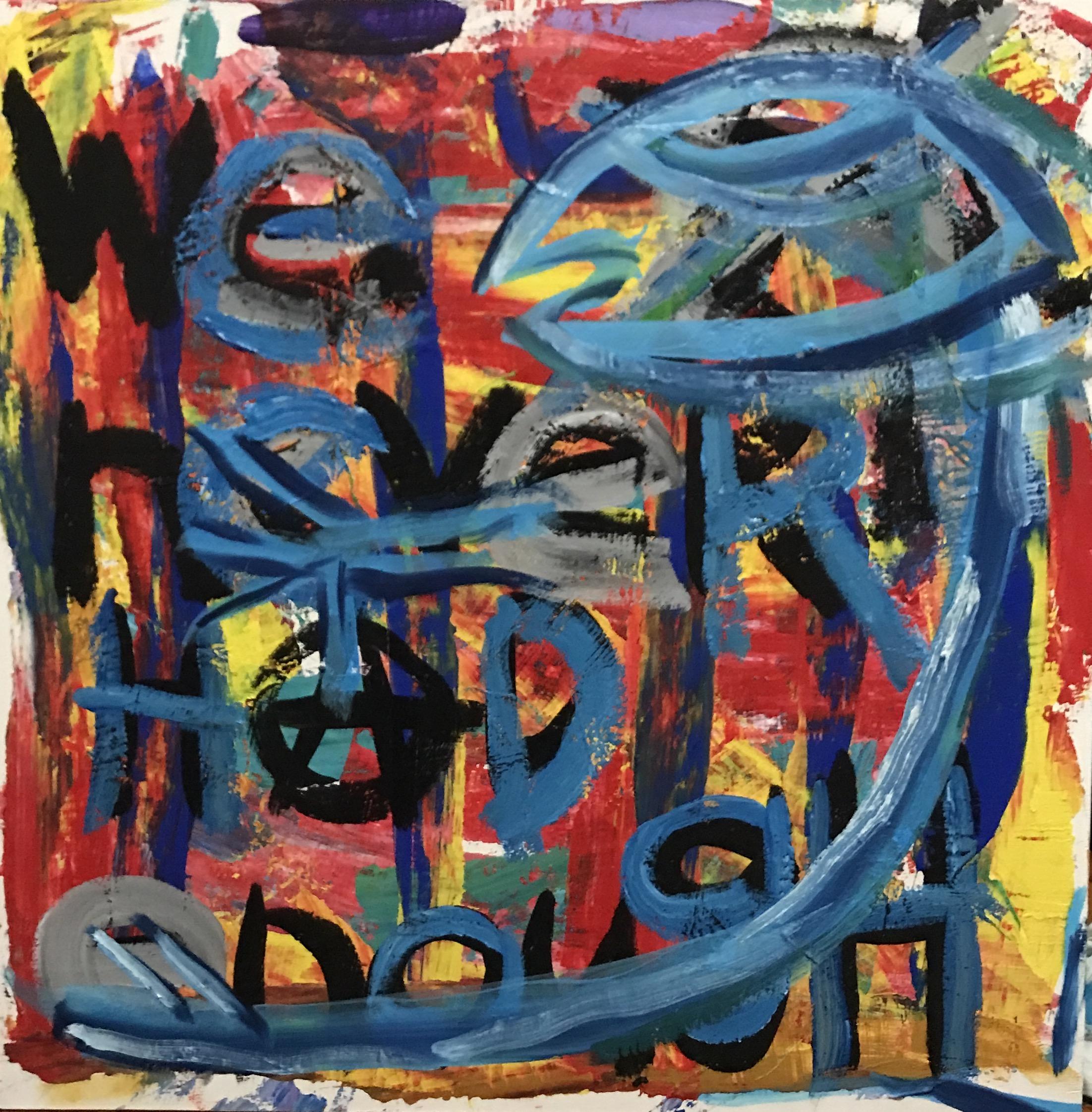 Michael Saker 'LOVE MUST'