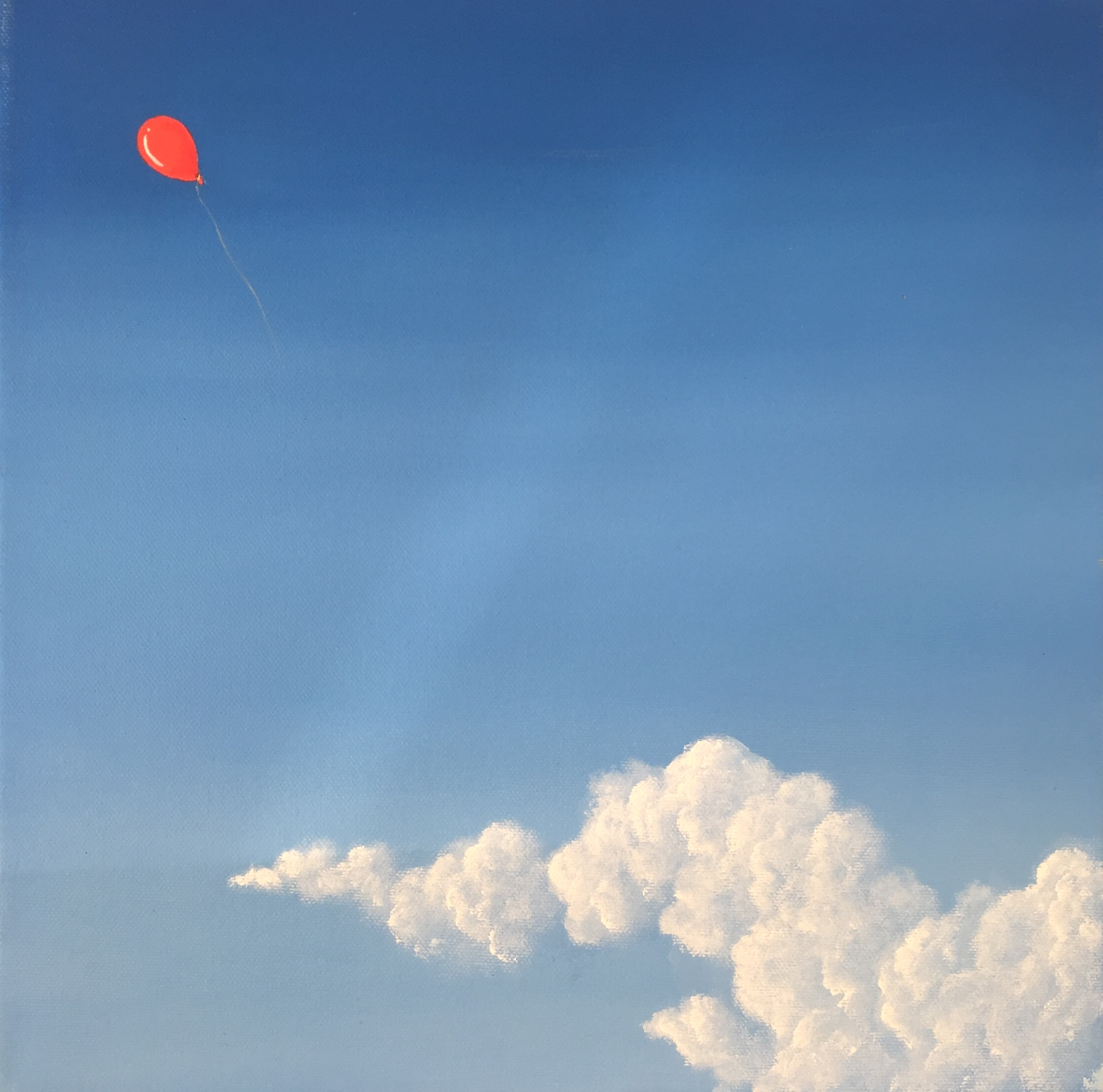 Ivor Cole's 'The Red Balloon'