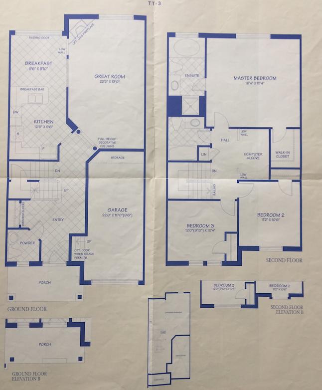 Floorplan of 254 Williamson Road