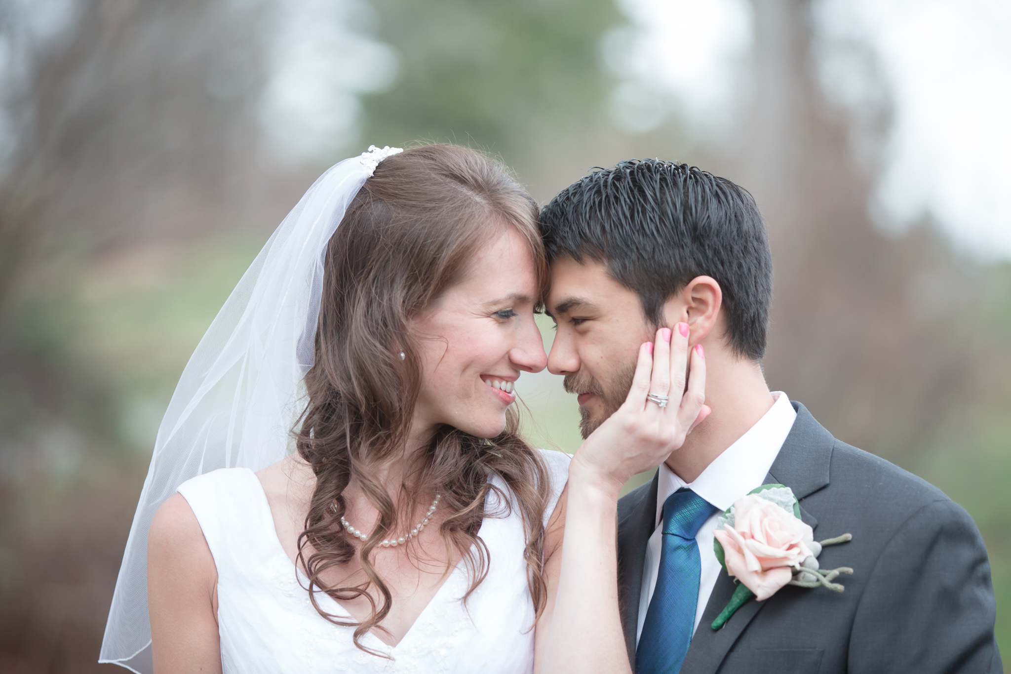 My last wedding of the year! Emily and Peter's wedding was stunning! I'm loving this little moment!