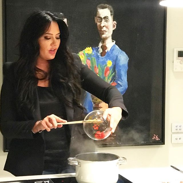 Kitchen matters!  Saturday! Winter soup, lazy lasagna cheesy casserole, spicy ratatouille, naughty roast... A family or friend catch up.  Make it happen.  #lydiaskitchen #lydiaschiavello
