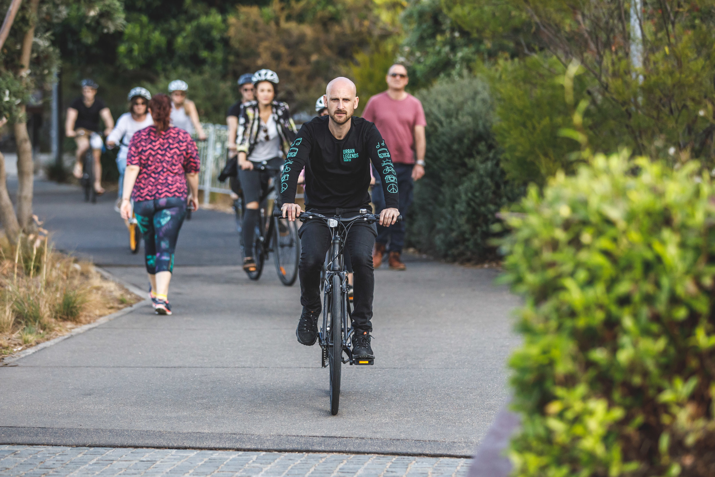 Bike Tours  Explore Sydney's most picturesque bicycle route on our unique bicycle tour