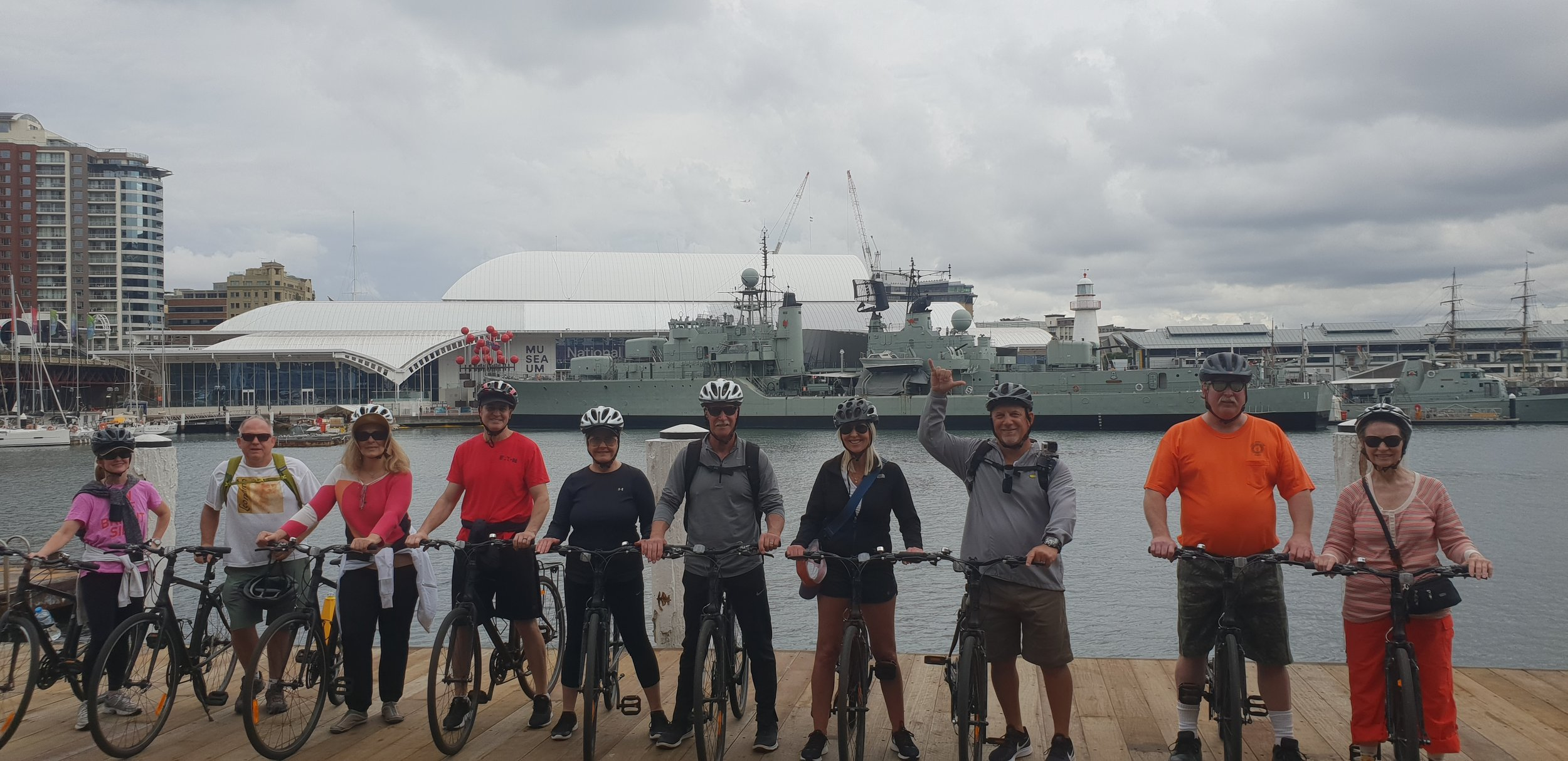 Bike Tour of Sydney