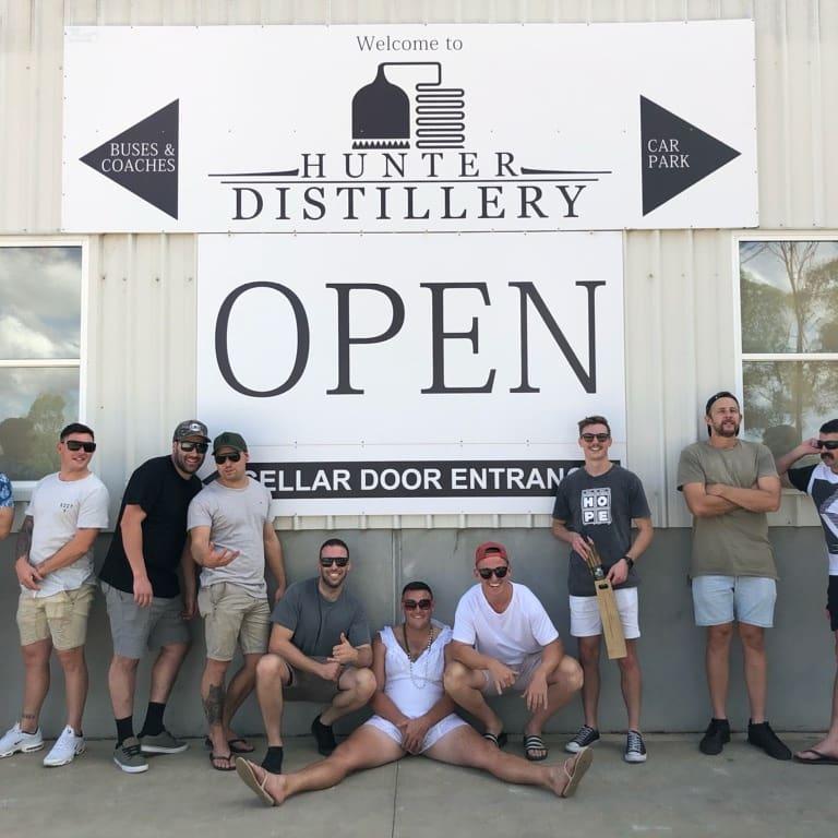 Vodka tasting Hunter Brewery tour.jpg