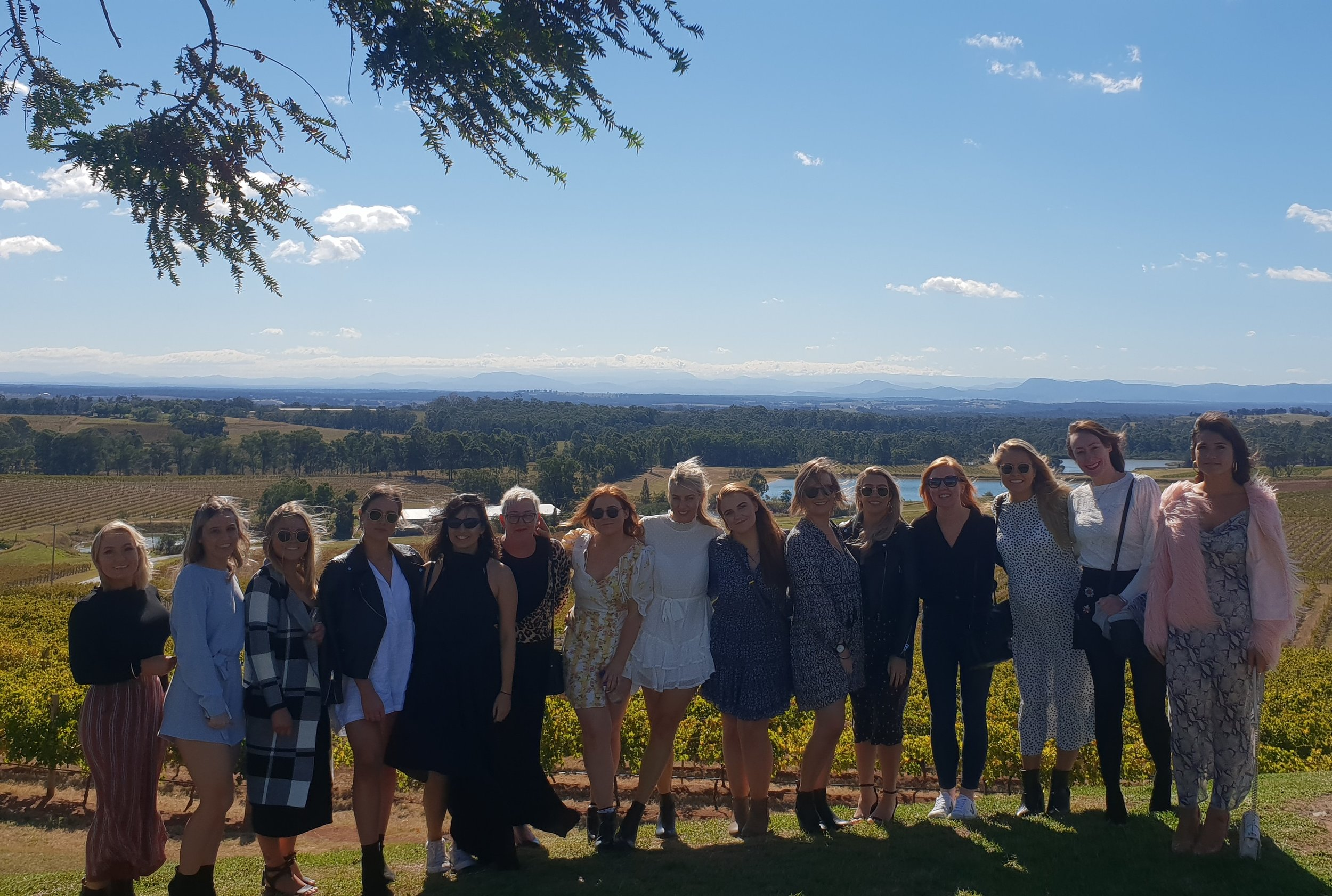 Hens party tour hunter valley.jpg