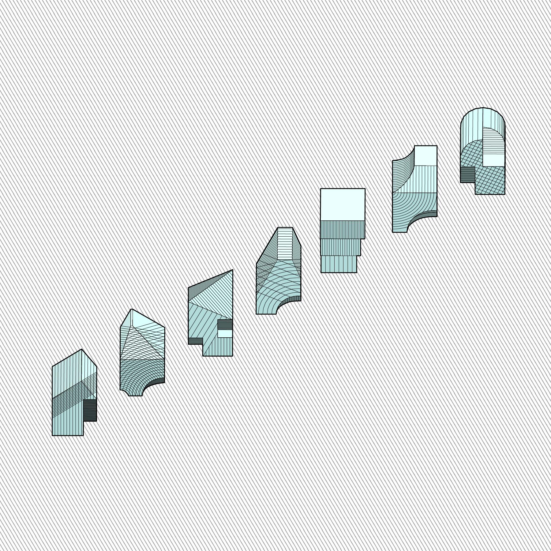 Uniqueness, Discrete, Projection, Pattern
