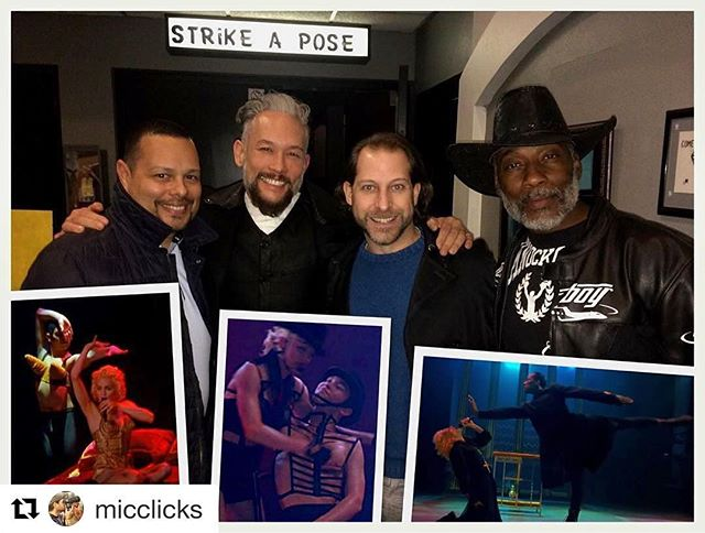 "So nice to meet you! #Repost @micclicks ・・・ See this movie, ""Strike a Pose""!!! It does today what ""Truth or Dare"" did for the 90's!!! #strikeapose #documentary #movie #dance #dancers #blondambition #tour #madonna #luiscamacho #kevinstea #carltonwilborn #life #love #heart #strength #honest #real #inspiring #inspire #gay #straight #bestoftheday #picoftheday #photooftheday #instagood #instalike #instadaily #instamood"