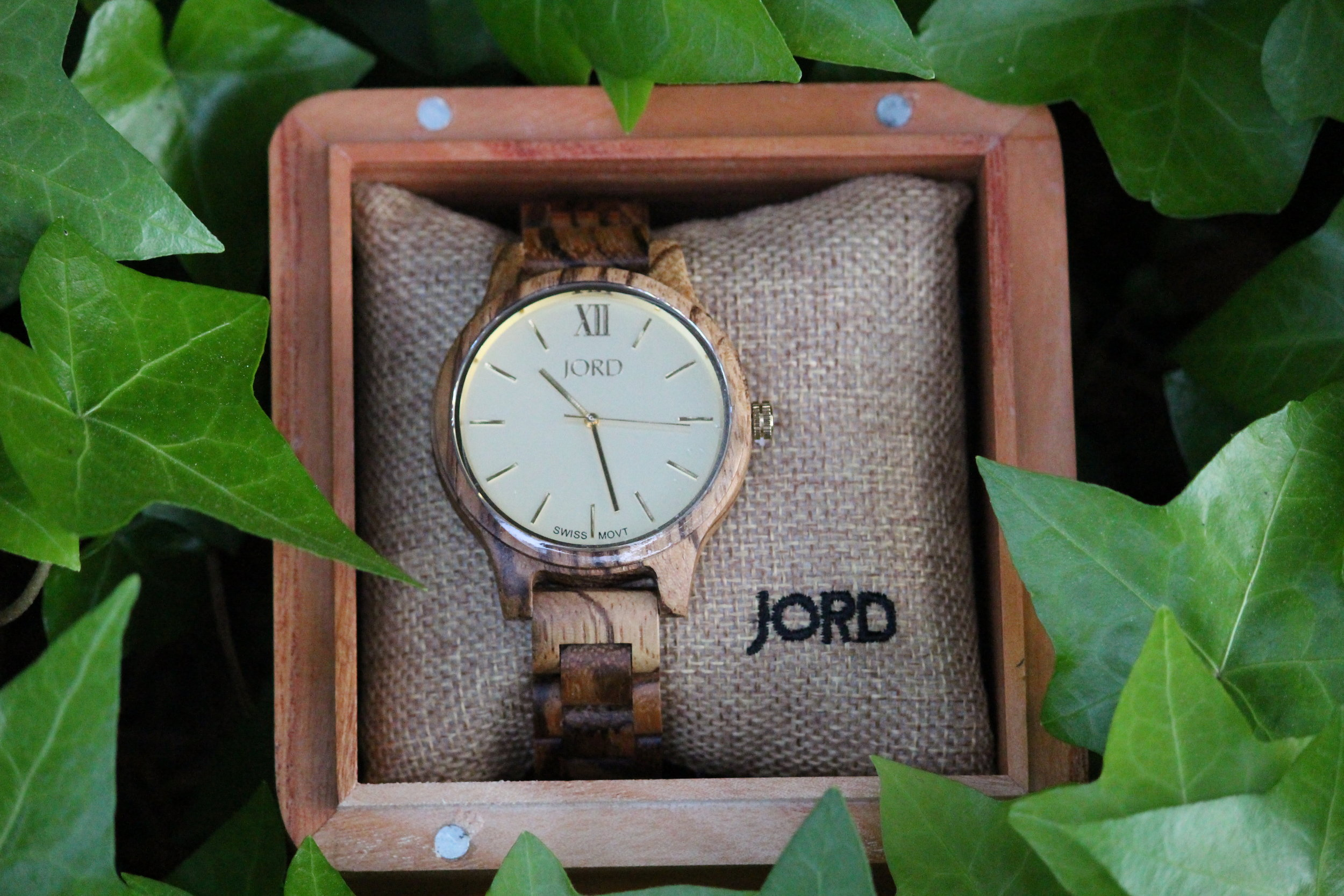 Jord watch_cool watch