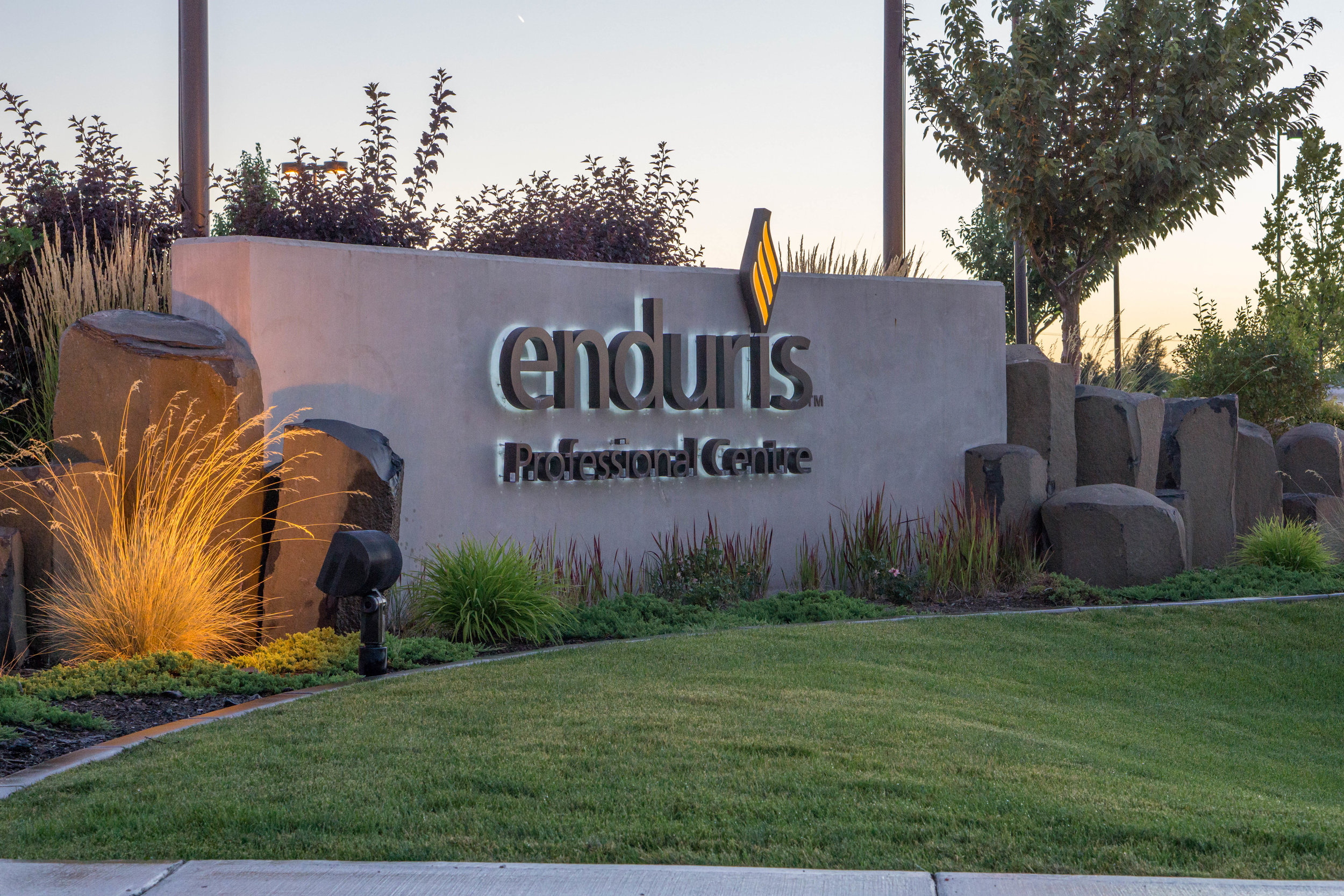 ENDURIS    SPOKANE, WASHINGTON    VIEW PROJECT