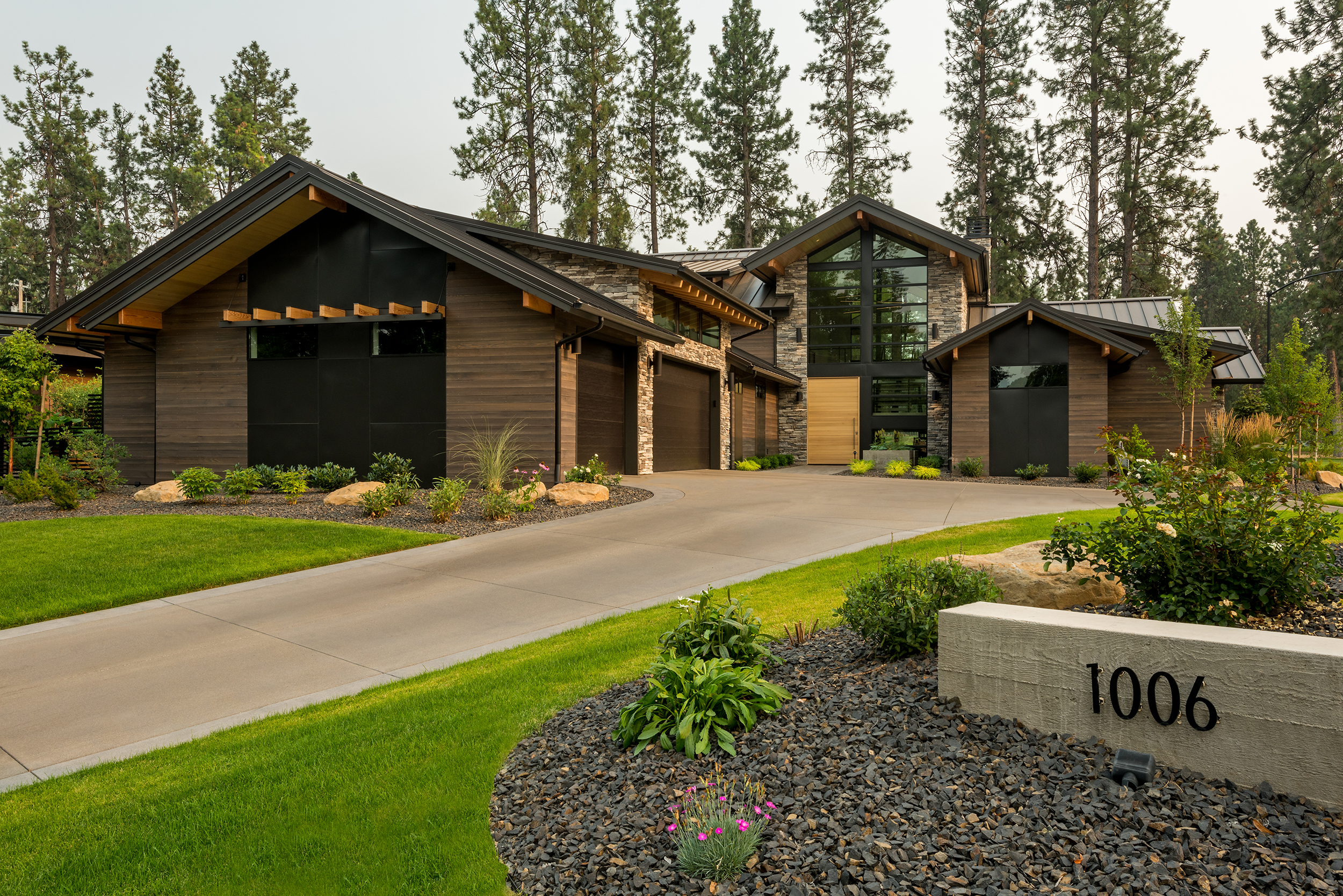 MANITO RESIDENCE    SPOKANE, WASHINGTON    VIEW PROJECT