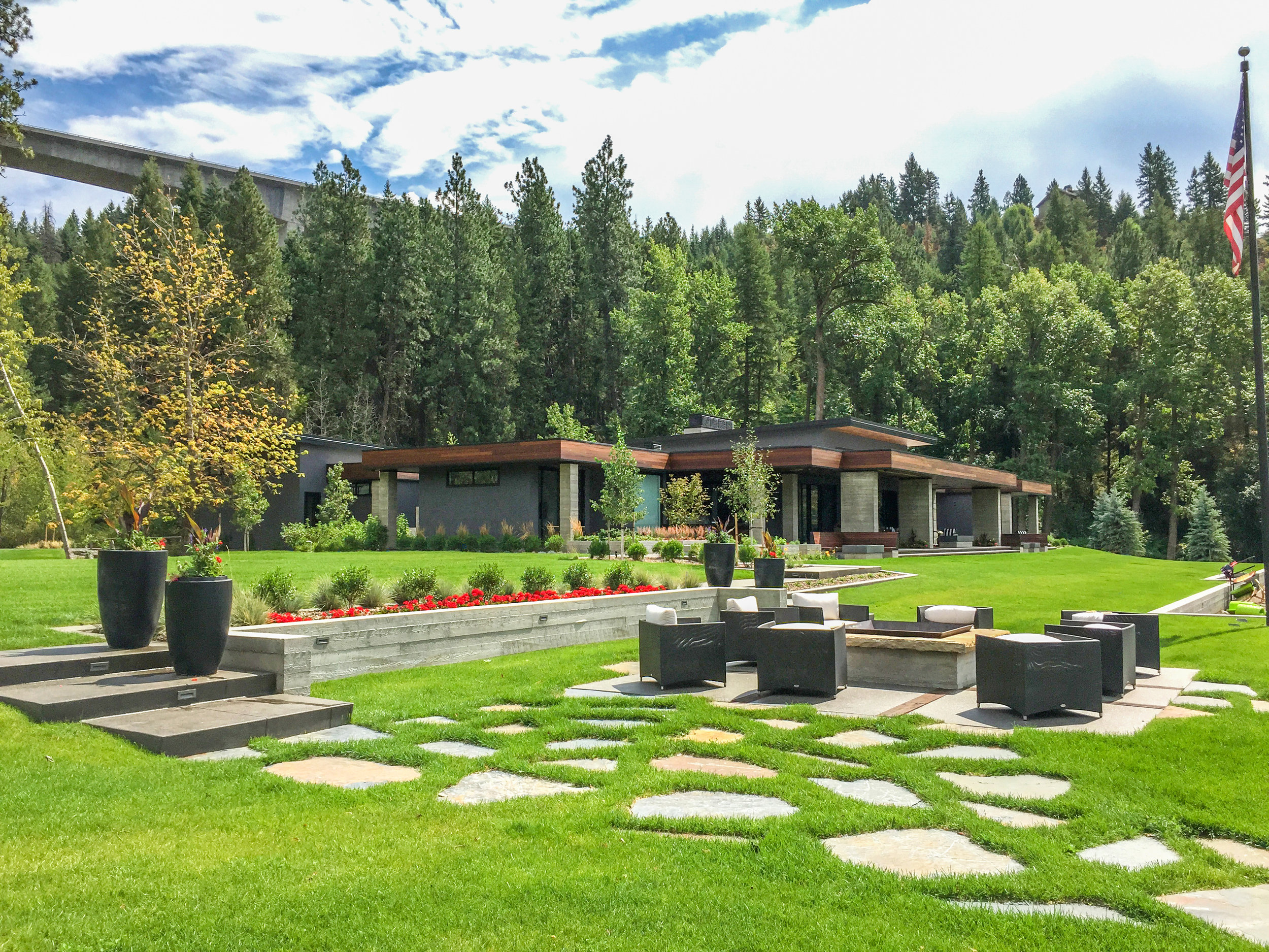 BENNETT BAY RESIDENCE    COEUR D'ALENE, IDAHO    VIEW PROJECT