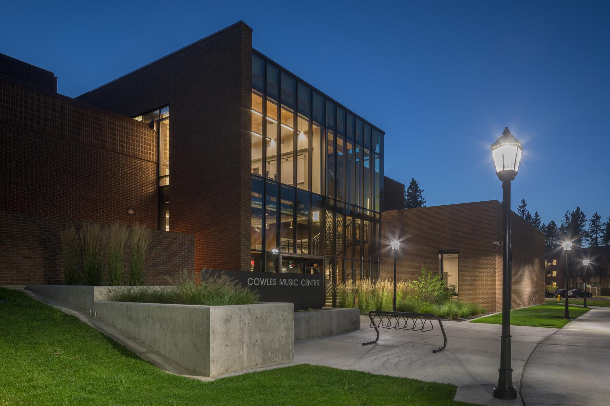 WHITWORTH UNIVERSITY    SPOKANE, WASHINGTON    view project